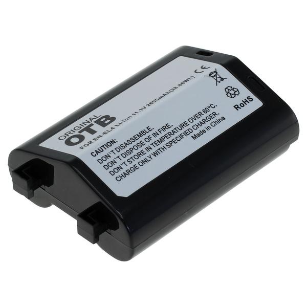 OTB Akku kompatibel zu Nikon EN-EL4 / EN-EL4a Li-Ion 11.1 Volt