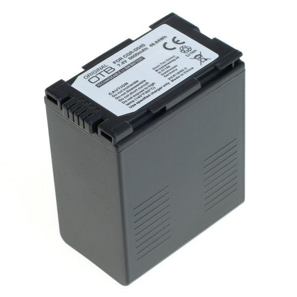 OTB Akku kompatibel zu Panasonic CGA-D54S Li-Ion 7.4 Volt