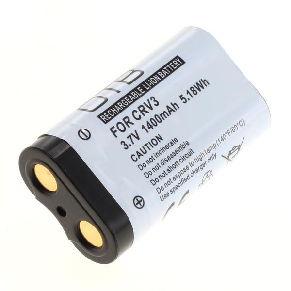 OTB Akku kompatibel zu CR-V3 Li-Ion 3.6 Volt