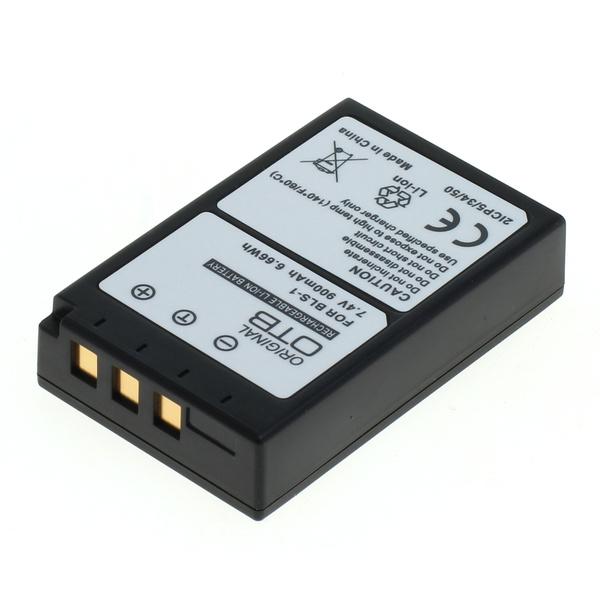 OTB Akku kompatibel zu Olympus BLS-1 Li-Ion 7.4 Volt
