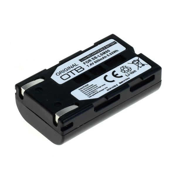 OTB Akku kompatibel zu Samsung SBL-SM80 Li-Ion 7.4 Volt