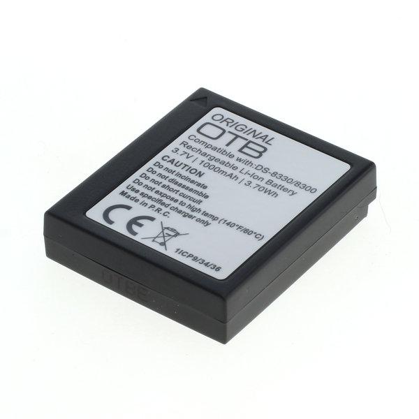 OTB Akku kompatibel zu Medion Traveler DC-8300 Li-Ion 3.7 Volt