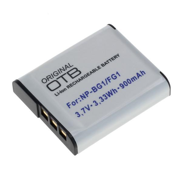 OTB Akku kompatibel zu Sony NP-BG1 / NP-FG1 Li-Ion 3.7 Volt