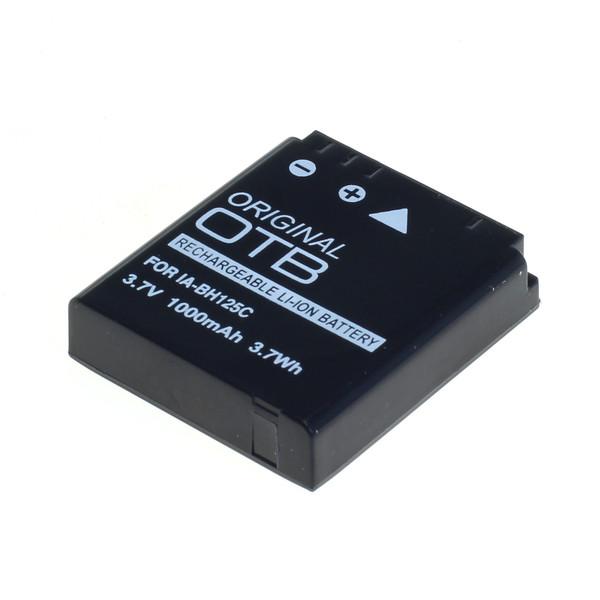 OTB Akku kompatibel zu Pentax D-Li106 / Ricoh DB-65 / Samsung IA-BH125 3.7 Volt