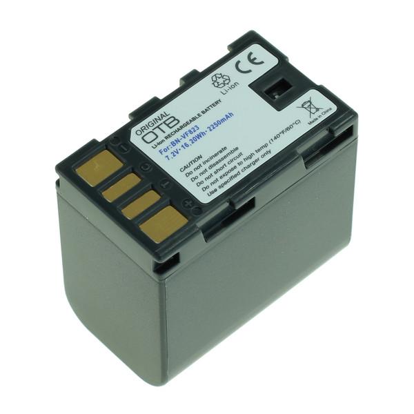 OTB Akku kompatibel zu JVC BN-VF823 Li-Ion 7.4 Volt
