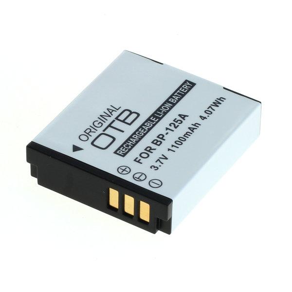 OTB Akku kompatibel zu Samsung IA-BP125A Li-Ion 3.7 Volt