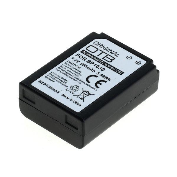 OTB Akku kompatibel zu Samsung BP1030 / BP1130 Li-Ion 7.4 Volt
