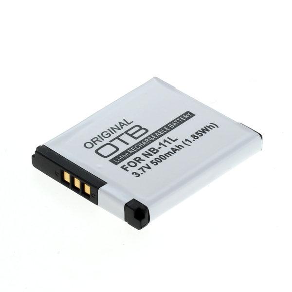 OTB Akku kompatibel zu Canon NB-11L Li-Ion 3.7 Volt
