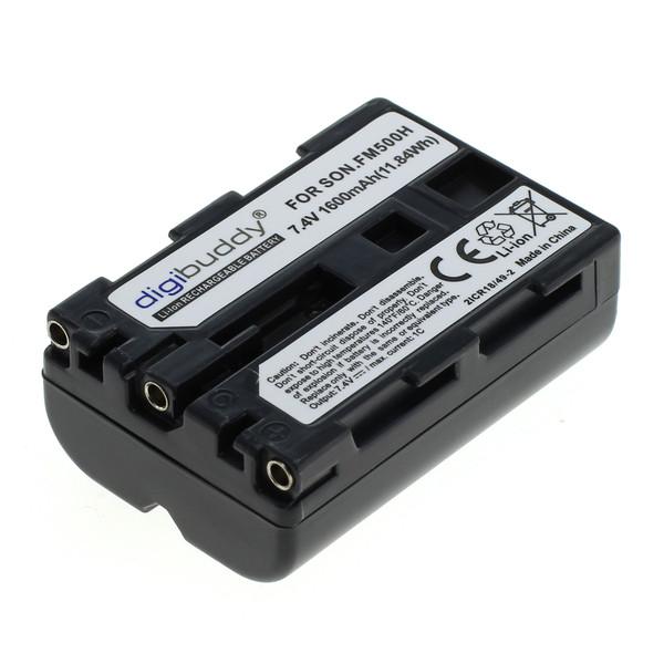 digibuddy Akku kompatibel zu Sony NP-FM500H Li-Ion 7.2 Volt