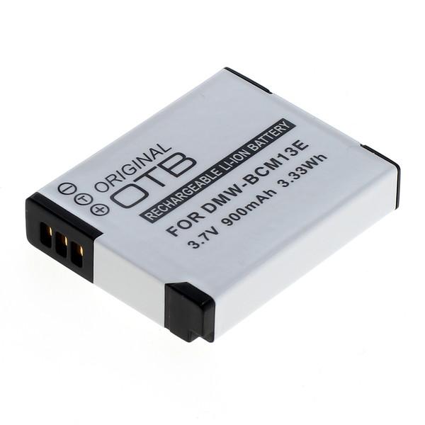 OTB Akku kompatibel zu Panasonic DMW-BCM13 Li-Ion 3.7 Volt