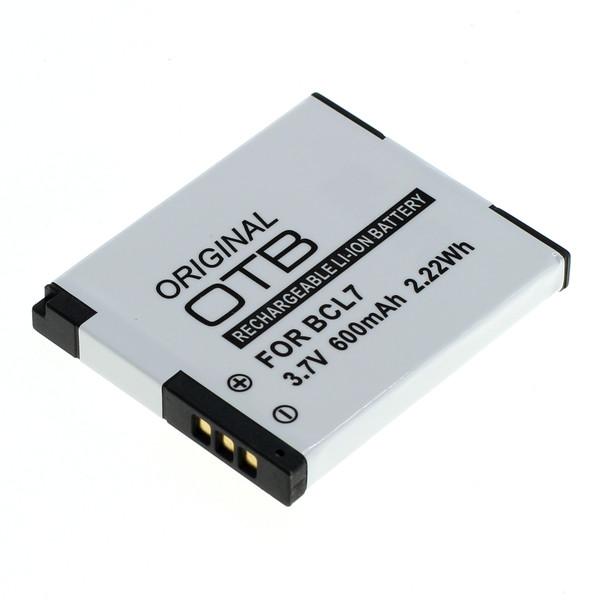OTB Akku kompatibel zu Panasonic DMW-BCL7 Li-Ion 3.7 Volt