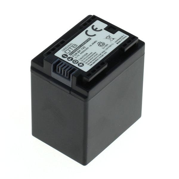 OTB Akku kompatibel zu Canon BP-745 Li-Ion 3.7 Volt