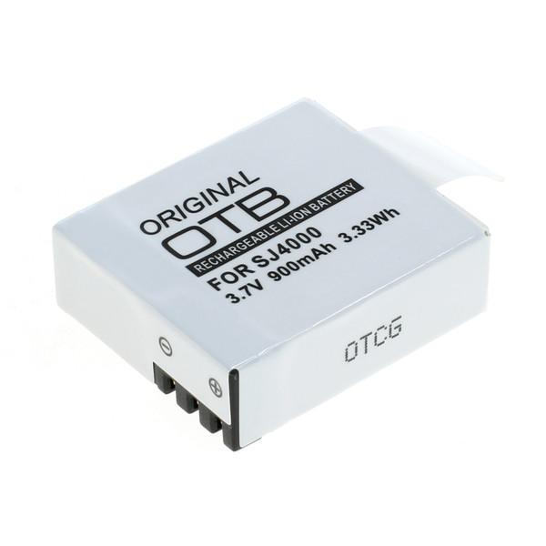 OTB Akku kompatibel zu QUMOX Actioncam SJ4000 Li-Ion 3.7 Volt