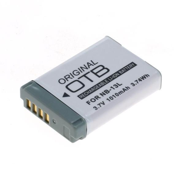 OTB Akku kompatibel zu Canon NB-13L Li-Ion 3.7 Volt