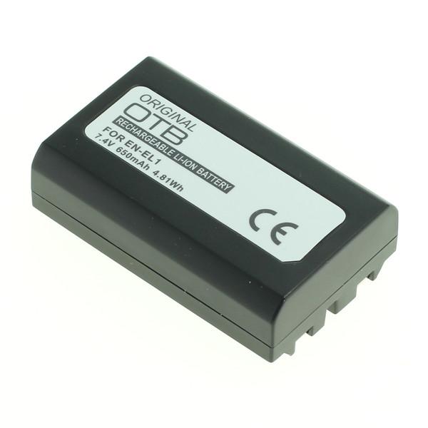 OTB Akku kompatibel zu Nikon EN-EL1 / Konica Minolta NP-800 Li-Ion - 6 7.2 Volt