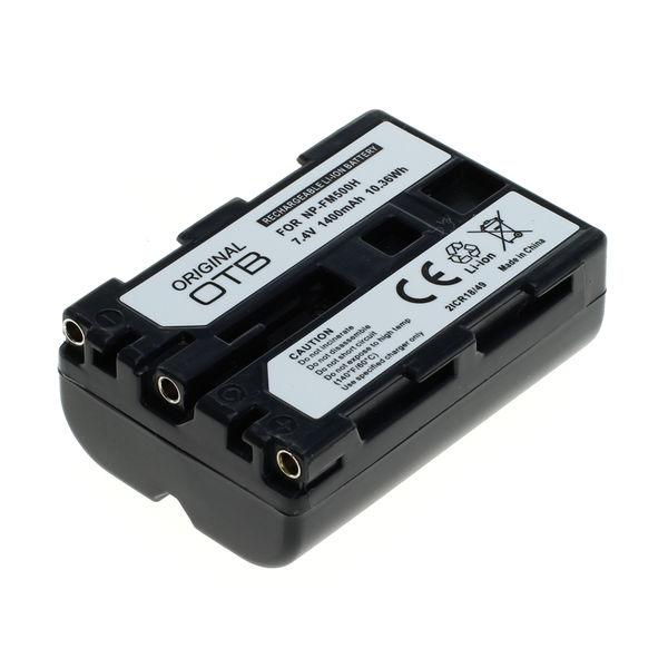 OTB Akku kompatibel zu Sony NP-FM500H Li-Ion 7.4 Volt