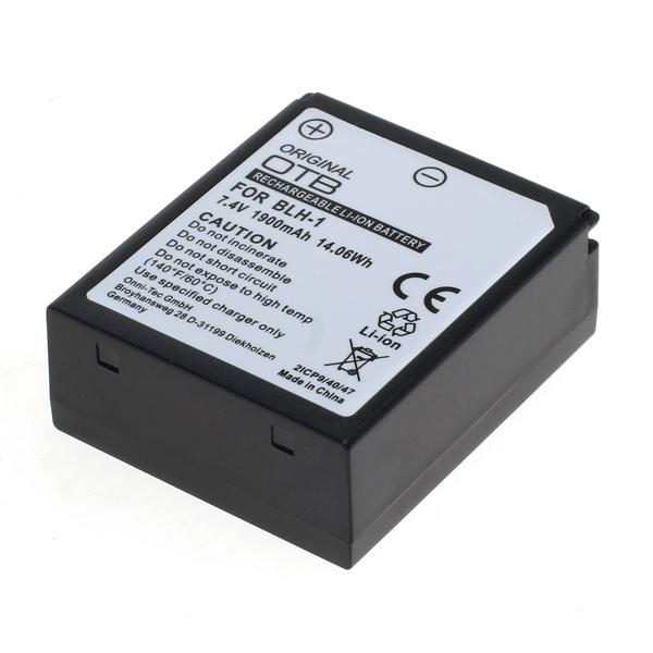 OTB Akku kompatibel zu Olympus BLH-1 Li-Ion 7.4 Volt