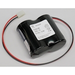 Batteriepack 3V kompatibel zu Abus Aussensirenen 3 Volt