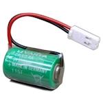 Pufferbatterie CR1/2AA kompatibel Siemens 575332TA 3 Volt