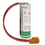Pufferbatterie kompatibel ER6V/3,6V CNC Toshiba 3.6 Volt