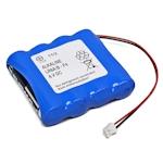Batteriepack 6V kompatibel Messerschmitt 6VQ-02 6 Volt