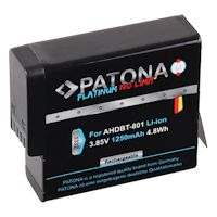 Patona Akku kompatibel zu GoPro Hero 8 Li-Ion